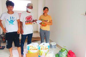 Dịch COVID-19 'càn quét', 5 lao động Thanh Hóa 'kẹt cứng' ở Hội An