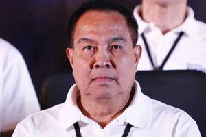 Chủ tịch LĐBĐ Thái Lan: 'Đi vay mà không ai cho vay mới xấu hổ'