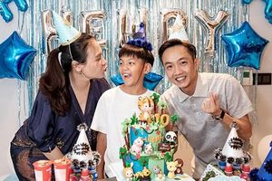 Những em bé được mệnh danh 'ngậm thìa vàng' ở showbiz Việt