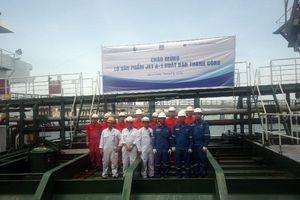 PVNDB: Xuất bán lô sản phẩm Jet A-1 đầu tiên của NMLHD Nghi Sơn tại thị trường nội địa