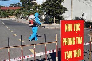 Ca bệnh mắc Covid-19 tại Quảng Trị liên tục bỏ ăn và đòi về nhà