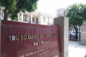 Đã hết thời hạn di rời, xưởng đúc bê tông vi phạm ở xã Kim Lan vẫn 'chình ình' tại chỗ