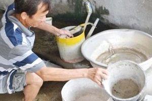 Nỗi lo nguồn nước nhiễm vôi ở Sơn Nguyên