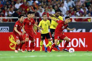 Vòng loại World Cup 2022 hoãn vì Covid-19: Tuyển Việt Nam 'trắng' giải đấu