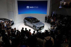 Hãng ô tô điện Nio của Trung Quốc công bố tăng công suất