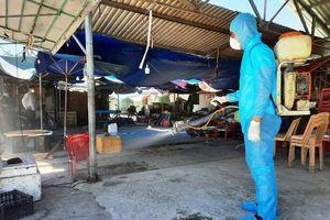 Lịch trình hai bà cháu mắc Covid-19 ở Quảng Nam
