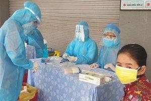 2 ca Covid-19 mới ở Quảng Nam là 2 bà cháu, bà buôn bán tạp hóa