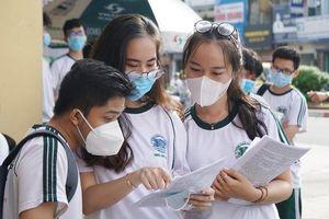 Phổ điểm thi tốt nghiệp THPT sẽ nhỉnh hơn năm 2019