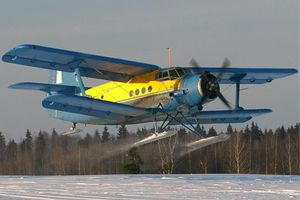 Chiếc máy bay duy nhất trên thế giới có khả năng... bay giật lùi