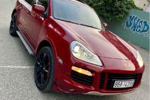Porsche Cayenne chỉ 932 triệu tại Việt Nam, rẻ nhưng khó 'nuôi'