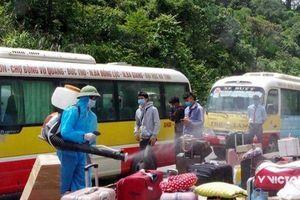 Hà Tĩnh: Truy tìm hành khách bỏ trốn sau khi đi cùng xe với người có biểu hiện nóng sốt