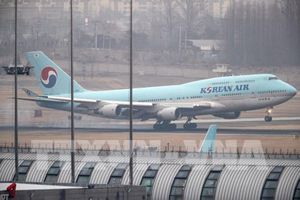 Lỗ ròng của hai hãng hàng không lớn nhất Hàn Quốc tăng mạnh do dịch COVID-19