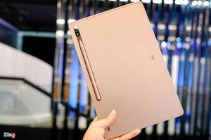 Chi tiết Samsung Galaxy Tab S7 - kẻ thách thức iPad Pro