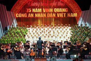 Nhạc trưởng Honna Tetsuji: Vinh dự góp mặt trong chương trình '75 năm vinh quang Công an nhân dân Việt Nam'