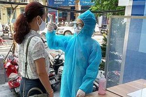 Các bệnh viện tại Hà Nội tăng cường đảm bảo an toàn trong dịch Covid-19