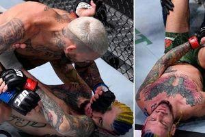 Võ sĩ UFC tự mình hại mình bằng pha di chuyển lỗi, ngậm ngùi nhận thất bại đầu tiên trong sự nghiệp