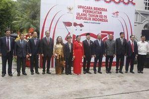Kỷ niệm 75 năm Quốc khánh nước Cộng hòa Indonesia