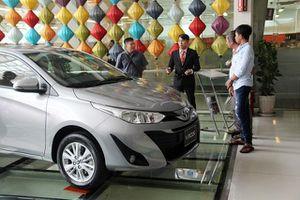 Ô tô lại giảm giá để kích cầu tiêu dùng