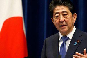 Thủ tướng Nhật Bản phải tới bệnh viện kiểm tra sức khỏe