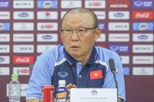 Huấn luyện viên Park Hang-seo tiết lộ 3 tiêu chí đánh giá đối với các cầu thủ U22 Việt Nam