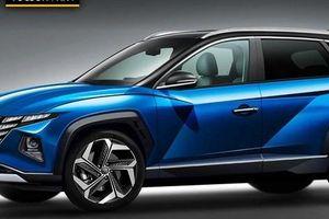 Xem trước thiết kế Hyundai Tucson đời mới: Đe dọa Honda CR-V