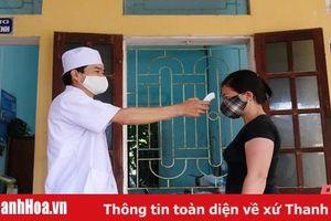 Xã Hoàng Giang (huyện Nông Cống): Tích cực tuyên truyền phòng chống dịch COVID-19