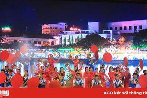 Tổng duyệt chương trình lễ công bố quyết định của Thủ tướng Chính phủ công nhận TP. Long Xuyên là đô thị loại I