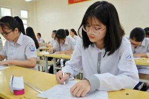 Điểm chuẩn lớp 10 Thanh Hóa: Chỉ cần đạt trung bình 0,58 điểm/môn là trúng tuyển