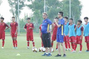 Nhắm vé World Cup, U19 Việt Nam hội quân giữa mùa dịch Covid-19