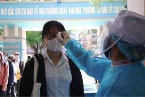Bệnh nhân 991 là một thầy giáo tại Quảng Nam
