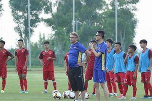 Danh sách tuyển U19 Việt Nam: 'Lò' HAGL èo ọt