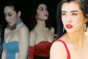 'Bỏng mắt' với trang phục táo bạo của các nữ diễn viên Hồng Kông những năm 90