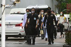 Thái Lan thắt chặt an ninh mạng