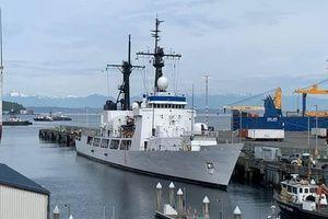 Những hình ảnh về con tàu WHEC 726 của lực lượng bảo vệ bờ biển Mỹ