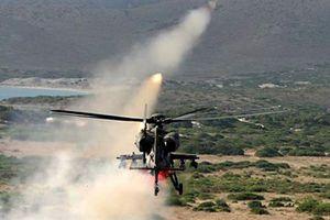PKK thừa nhận bắn hạ trực thăng tấn công của Thổ