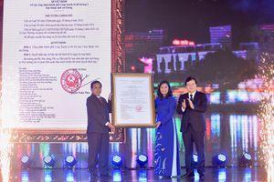 Công nhận thành phố Long Xuyên là đô thị loại I trực thuộc tỉnh