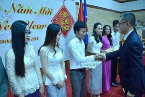 Kiên Sehás - tấm gương sáng trong cộng đồng lưu học sinh Việt Nam tại Campuchia