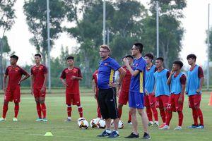 U19 Việt Nam tập trung đợt 3 chuẩn bị cho VCK U19 châu Á 2020