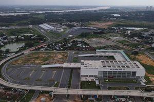 Cận cảnh bến xe Miền Đông được đầu tư 4.000 tỷ, 5 lần lỡ hẹn khai trương
