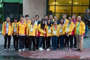 Thử thách đợi tuyển Việt Nam tại giải cờ vua Online lớn nhất thế giới
