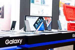 Gần 80% khách chọn Trade-in để sở hữu Galaxy Note20 series tại Di Động Việt