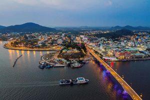 Diện mạo mới thành phố Hà Tiên