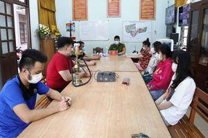 8 thanh niên ở Đà Nẵng tụ tập ăn nhậu, chơi ma túy bất chấp dịch COVID-19