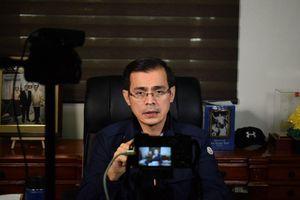 Thị trưởng Manila nổi đóa với nhãn hàng 'tỉnh của Trung Quốc'