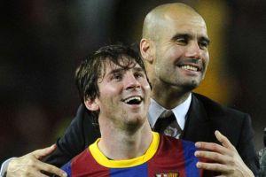 'Messi yêu Barca nhưng có thể gia nhập Man City'