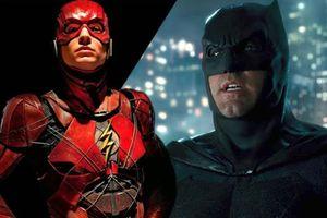 Tài tử Ben Affleck bất ngờ tái xuất với vai Batman trong 'The Flash'