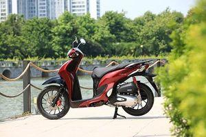 Mỗi ngày, Honda bán ra 6.312 xe máy tại Việt Nam trong tháng 7