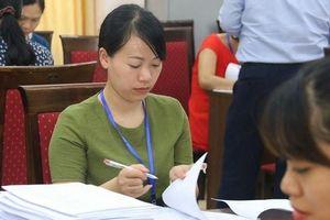 Bộ GD&ĐT yêu cầu xử lý đúng quy chế với 4 bài thi bất thường