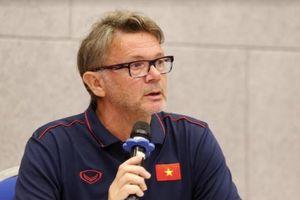 HLV U19 Việt Nam: 'Tôi có 100 cầu thủ đủ năng lực tranh vé World Cup 2026'