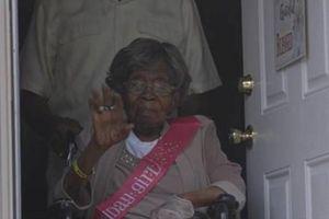 Cụ bà cao tuổi nhất nước Mỹ đón sinh nhật lần thứ 116